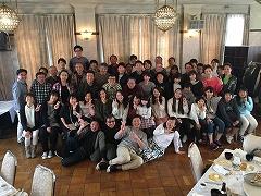 近畿グループ主催京都・お花見宴の画像