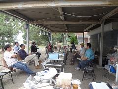 2012年Dj-net近畿グループ夏の慰労会in滋賀の画像