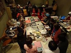 パン教室in東京の画像