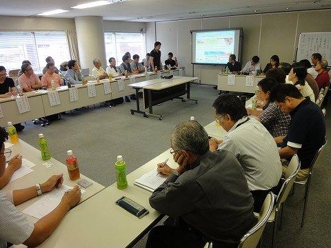 2011年これからの商売どうする討論会in名古屋の画像