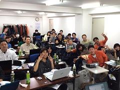 イラストレーター勉強会in大阪の画像
