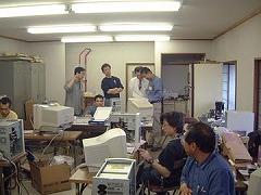 2002年PC組立て講習会in北海道の画像