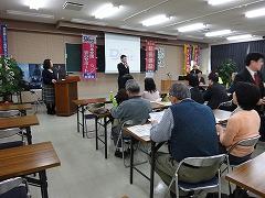 2010年組合説明会in大阪の画像