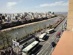 Dj-net近畿グループ花見in京都の画像