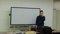 「組合員ミスターX氏紹介」in三ノ宮の画像